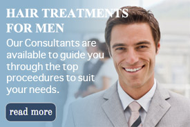 Hair Loss Treatments for Men